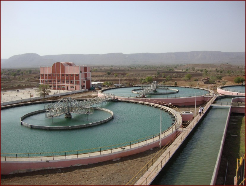 360 MLd WTP for Indore