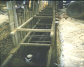 Laying of Large diameter sewers in Chennai