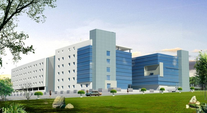 Proposed Office Building for STC nearr Pune