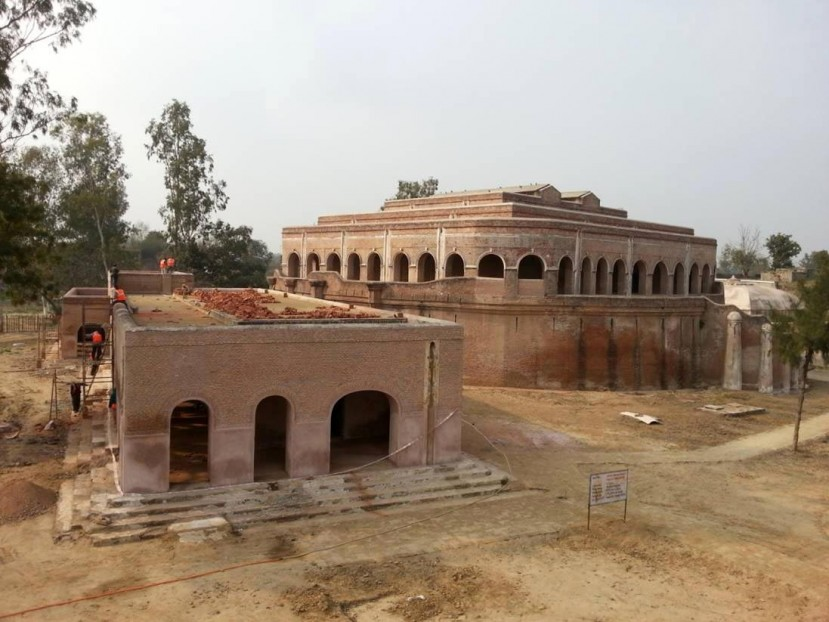 Gobindgarh fort Restoration