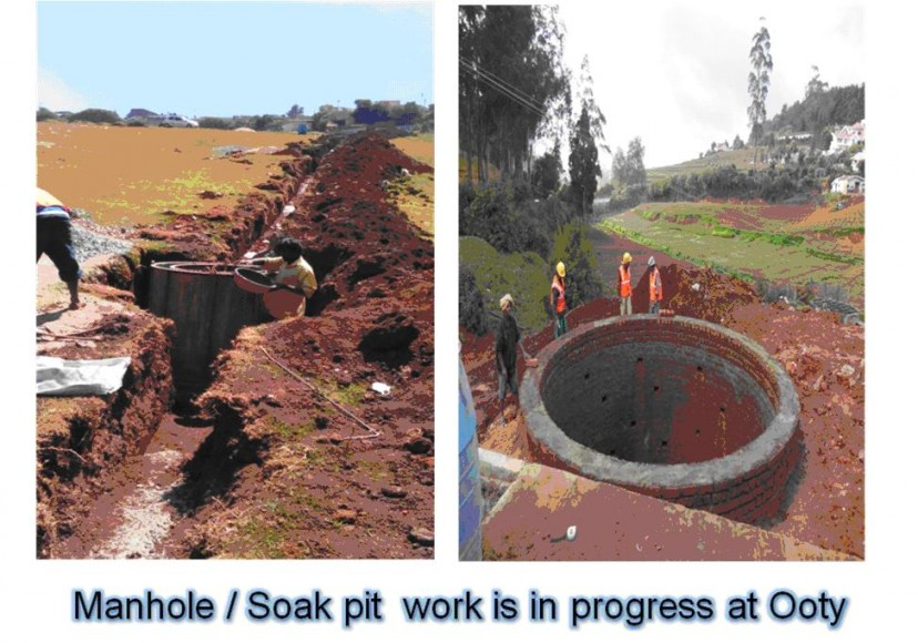 Drainage for Ooty