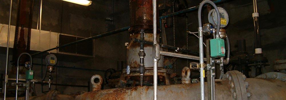 250 MLD Rehabilitation of Sewage Pumping Station at New Rochelle (NY) (USA)*