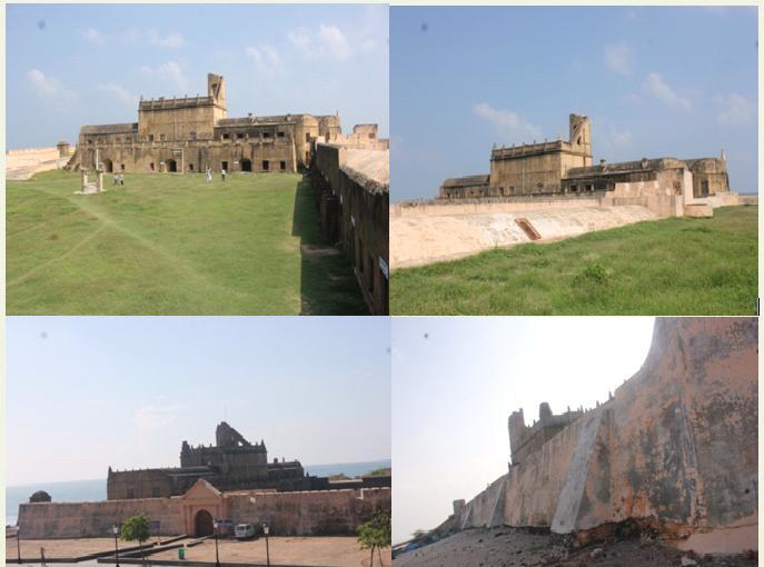 Restoration of Tranquebar Fort